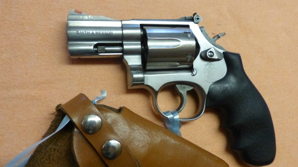 Smith & Wesson Mod. 686-4